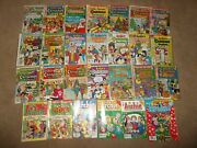 Archie's Christmas Stocking Spectacular Betty Veronica Jinx Little Lot Of 27