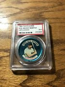 1964 Topps Coin Mickey Mantle 131 Left Handed Psa-5 Ex