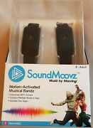 Soundmoovz Music By Moving Motion Activated Musical Bandz Black Rrp Andpound49.99