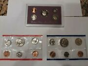 1988 Proof And Uncirculated Annual Us Mint Coin Sets 15 Coins