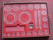 Vintage Kenner's Spirograph All Wheels Missing The Pens Drawing Board Direction
