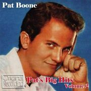 Pat Boone - Patand039s Big Hits Volume 2 [transfer From Vinyl] - Pat Boone Cd Hmvg