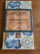 Sails Of Glory Additional Counter Set Game By Ares Games Srl Ags Sgn506a