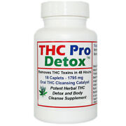 Thc Pro Detox - 2 Days To Remove Thc Metabolites Made In Usa