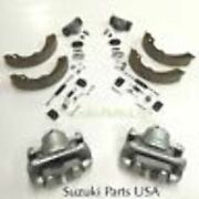 Front And Rear Brake Rebuild Kit Oem - Samurai 85and039-88and039 Lex Ky