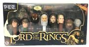 Pez Lord Of The Rings Collectable 033619 Or 150000 Kc-300