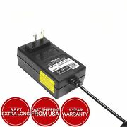 Ac Adapter Charger For Sanyo Disney Lightning Mcqueen C7200pd Cars 2 Dvd Player