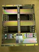 Fisher-rosemount Cl6630x1-a2 Rack Cp6621x1-a2 Combo Card File 42b238a Backplane