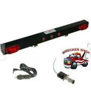Towmate 32 Wireless Tow Light With Dot Lights,turn Sig Tow Truck, Car Hauler