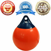 North East Harbor Anchor Lift Floating Marking Buoy- 8 Diameter X 11 Height