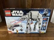 Lego 8129 Star Wars At-at Walker [retired] New And Sealed
