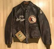 Buzz Rickson's A-2 Flight Jacket Brown Size 36 Never Used From Japan