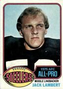1976 Topps Football Pick Complete Your Set 201-400 Rc Stars Free Shipping