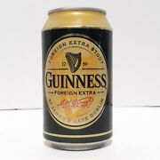 Guinness Bahama Beer Can Bottom Opened Empty