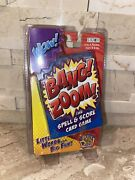 Bang Zoom The Spell And Score Card Game