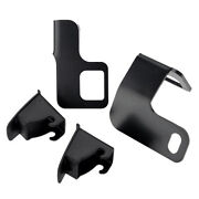 Set Right Rear Seat Belt Guide Isofix Bracket Connector Fit For Ford Fiesta