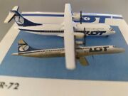 1500 Herpa Wings Lot Polish Airlines Atr -72