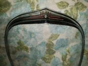 1939 Dodge-plymouth Business Coupe Or Deluxe Coupe L.h. Headlight Trim 698742