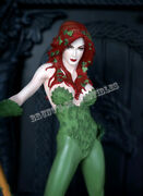 Cover Girls Poison Ivy Statue Dc Universe Comics Adam Hughes Series