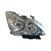 For Infiniti G37 08-10 Replace Passenger Side Replacement Headlight Brand New