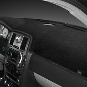 For Lexus Ls460 13-17 Dash Designs Dash-topper Brushed Suede Black Dash Cover
