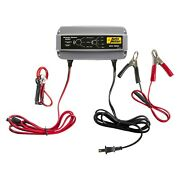 6v/8v/12v/16v 5/3 Charging Amps Compact Automatic Battery Charger And Extender