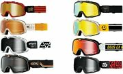100 Barstow Atv Side By Side Utv Off-road Riding Dirt Bike Racing Goggles