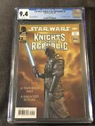 Star Wars Knights Of The Old Republic 9 Cgc 9.4 1st Full Appearance Revan Comic