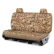 For Jeep Renegade 15-20 Cowboy Camo 2nd Row Straw Custom Seat Covers