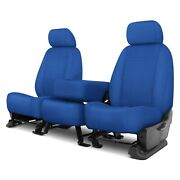For Ford F-150 15-19 Rixxu Neo Series 1st Row Blue Custom Seat Covers