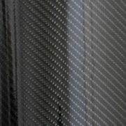 Vicrez 5and039 X 60and039 60and039 5and039 Ultra Gloss Epoxy Black Carbon Fiber Vinyl Car Wrap Film