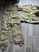 Crye Precision Ghillie Base Suit Custom Us Army Large Regular