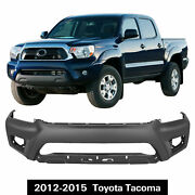 Front Bumper Cover For 2012 2013 2014 2015 Toyota Tacoma To1000382 5211904090
