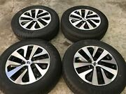 17 Subaru Outback Factory Oem Wheels And Tires 2020 96734 28111an04a A