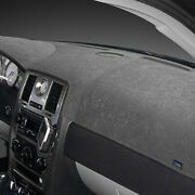For Fiat 500x 16-20 Dash Designs Dd-2245-0bch Brushed Suede Charcoal Dash Cover