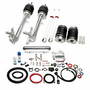 Ta Technix Airride Complete Set With Air-management + Luftkit 19l For Bmw E30
