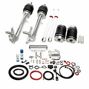 Ta Technix Airride Complete Set With Air-management + Luftkit 11.5l For Bmw E30