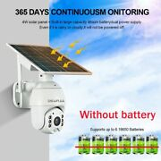 🎉new Yearandrsquos Pre-sale 50 Off-solar Powered Wireless Outdoor Security Camera🔥