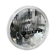 For Chevy Monte Carlo 70-75 Delta Lights 7 Round Led Euro Headlights
