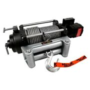 Mile Marker 75-52000c 12000 Lbs Hydraulic Winch W Integrated Solenoid
