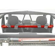 For Jeep Tj 1997-2006 Steinjager J0048194 Harness Bar Kit Red Barron