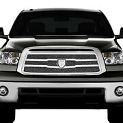 For Toyota Tundra 10-13 Main Grille Lexani 1-pc Zurich Style Black Mesh Main