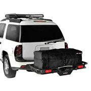 Rola 59502 Hitch Cargo Carrier For 2 Receivers
