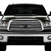 For Toyota Tundra 10-13 Main Grille Lexani 1-pc Zurich Style Chrome Mesh Main