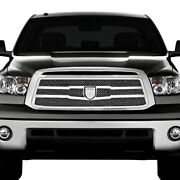 For Toyota Tundra 07-09 Main Grille Lexani 1-pc Zurich Style Black Mesh Main