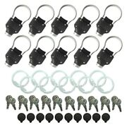 For Chevy Silverado 3500 Hd 07-18 Pop And Lock Gate Defender Tailgate Lock Kit