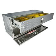 Unique Truck Accessories Ub36-20td Brute Hd Two Drawers Underbody Tool Box