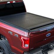 For Ford F-150 15-20 Ultragroove Hard Manual Retractable Tonneau Cover