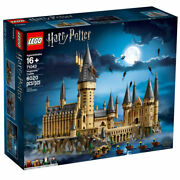Lego Harry Potter Hogwarts Castle 71043 In Hand Free Quick Shipping.