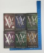 Lot Of 6 1-6 Vampire Academy Complete Series Set Of Nice Paperback Books